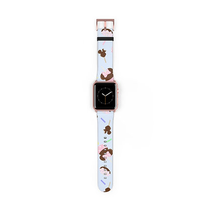 Couture Candy Apple Watch Band