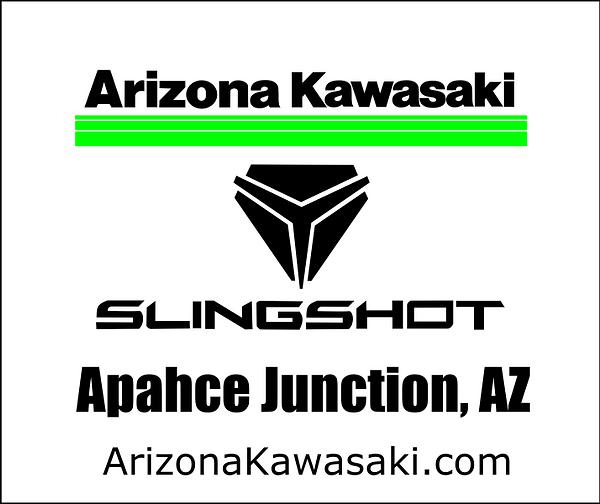 Arizona Kawasaki Slingshot