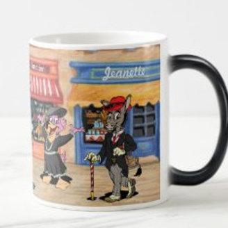 Qwiznibet Customizable Coffee Mug