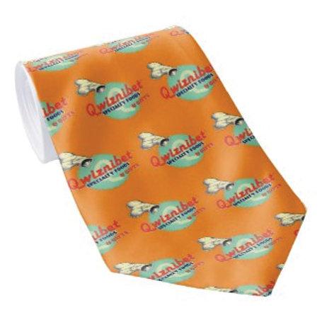 Qwiznibet Foods Whimsical Tie