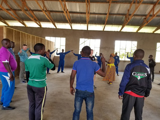 Mon to Thurs, May 21 to 24 - Training in Mbeya, Coaches Receiving Christ!