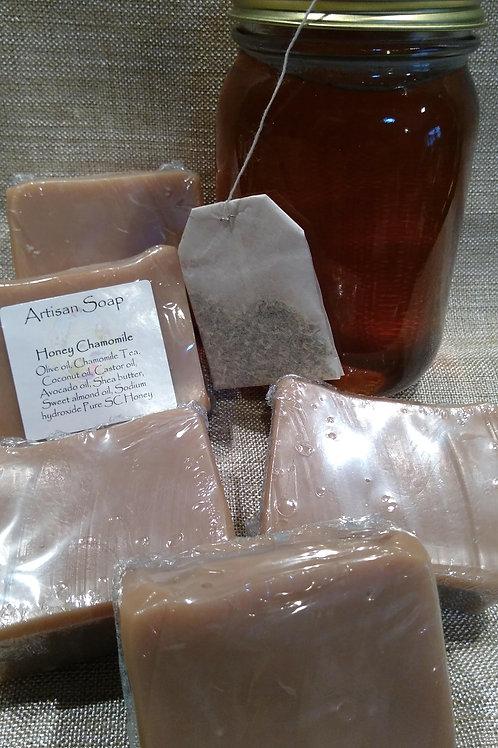 Artisan Soap --- Honey Chamomile