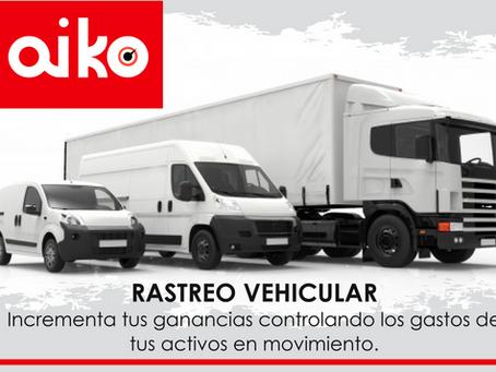 Rastreo vehicular, una solución efectiva para tu empresa.