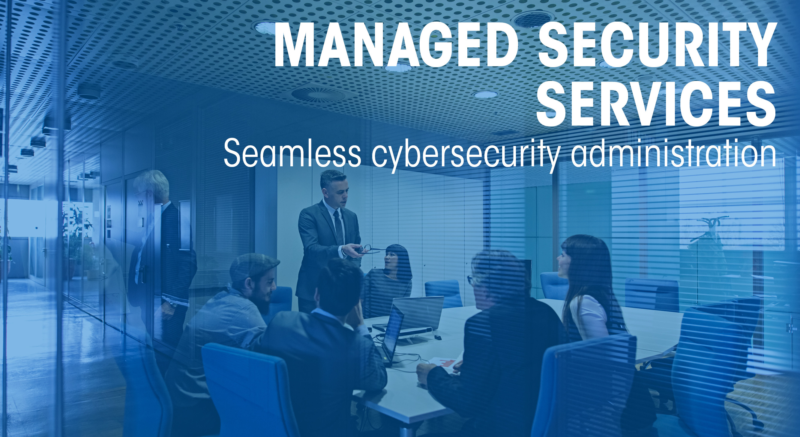 Managed Security Services Consultation