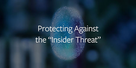 insider threat security