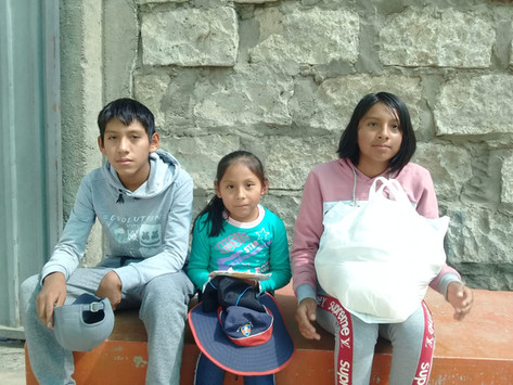Centro Accion : Cantine fermée & distribution alimentaire