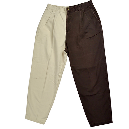 Reworked Split Trousers - 29