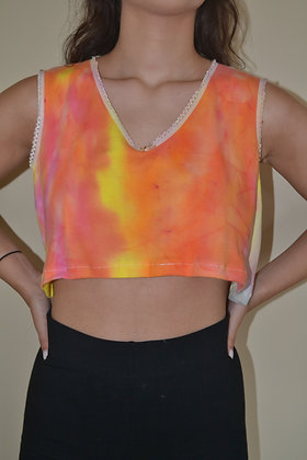 Hand-Dyed Tank Top
