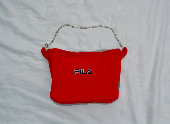 Reworked FILA Purse