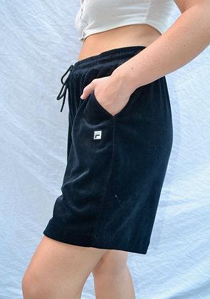 Reworked FILA Shorts - L