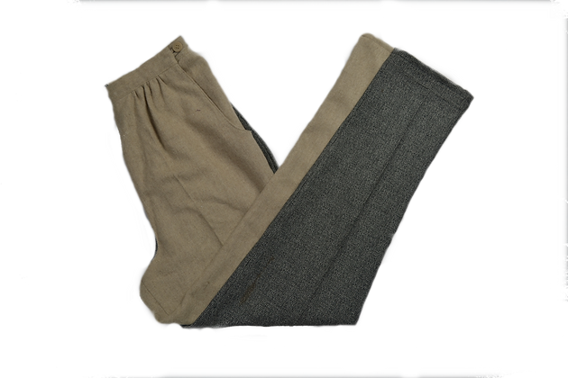 Reworked Split Trousers - 25