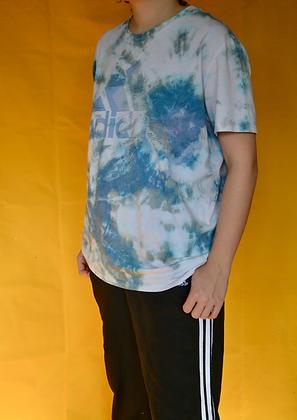 Hand-Dyed Adidas Tee - XL