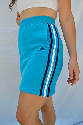 Reworked Adidas Skirt