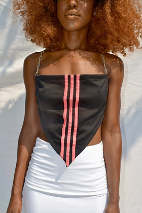 Reworked Adidas Backless Chain Tank