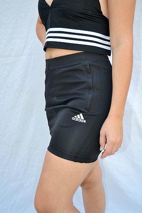 Reworked Adidas Skirt