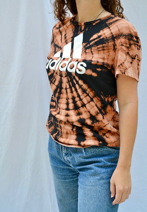 Hand-Dyed Adidas Tee