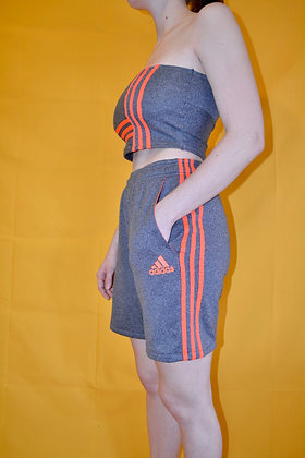 Reworked Adidas Lounge Set - M