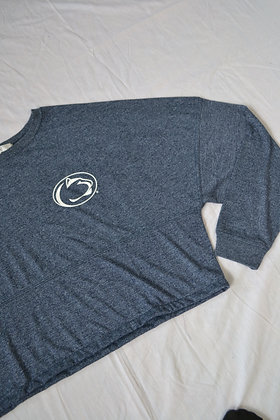 Cropped Penn State Tee - M
