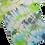 Thumbnail: Hand-Dyed Reebok Tee - L