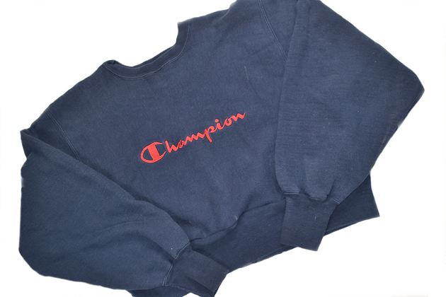 Reworked Champion Cropped Crew - XL