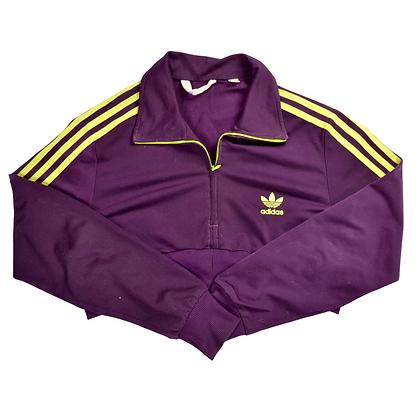 Reworked Adidas Track Jacket - XL