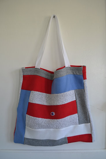 Reworked Champion Tote Bag
