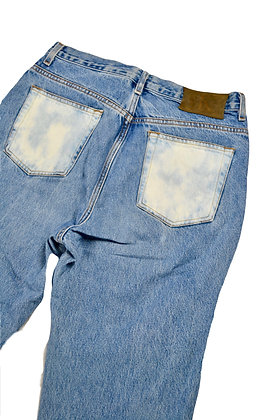 Hand-Dyed Calvin Klein Jeans - 28