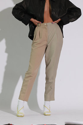 Reworked Split Trousers - XS