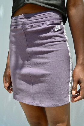 Reworked Nike Skirt
