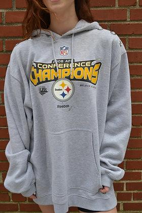 Reworked Steelers Hoodie
