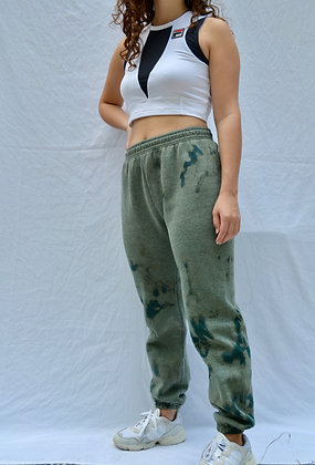 Hand-Dyed Sweatpants