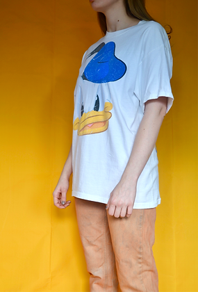 Vintage Donald Duck Tee - L