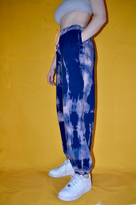 Hand-Dyed Russel Athletic Sweatpants