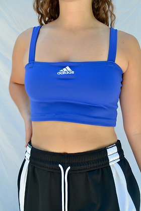 Reworked Adidas Square-Neck Tank