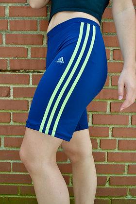 Reworked Adidas Bike Shorts