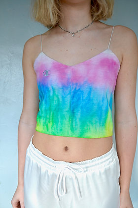 Reworked Champion Cropped Cami