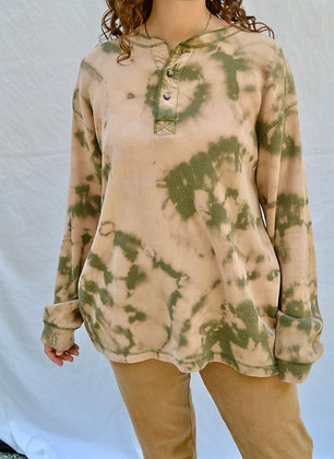 Hand-Dyed Thermal - L