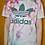 Thumbnail: Hand-Dyed Adidas Tee - M