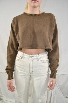 Cropped Timberland Sweater