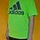 Thumbnail: Vintage Neon Adidas Tee - L