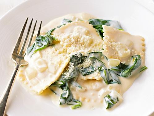 Spinach & Mozzarella