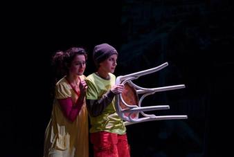 Hänsel und Gretel, Athens Olvio Theater