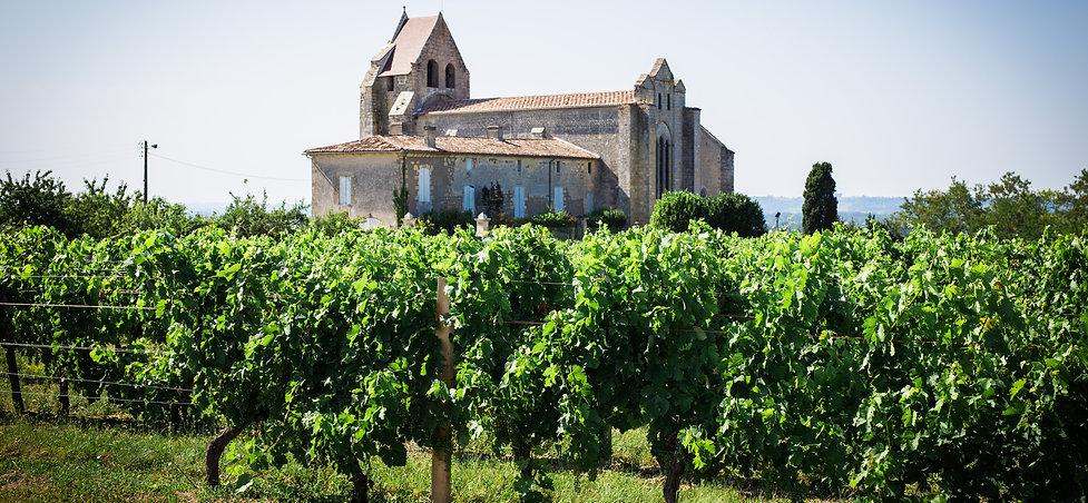 Chateau prieuré la caussade