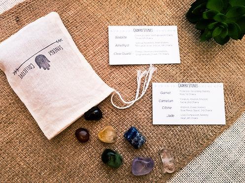 7 Chakra Stones
