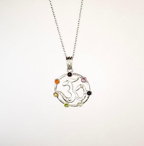 Om Chakra Necklace