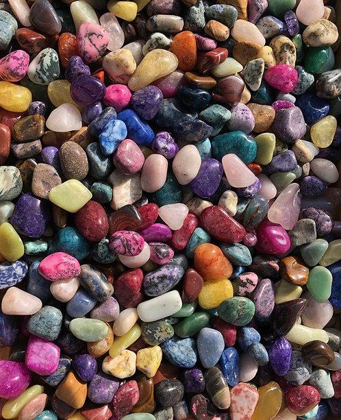 Assorted Stones - Bag of 6