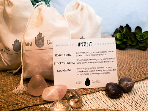 Anxiety - Intention Bag