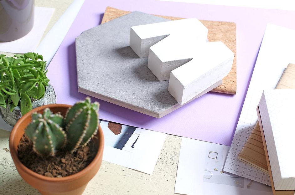 Desk del designer