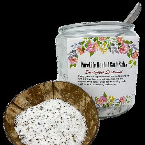 Ylang-Ylang Lemongrass Bath Salts