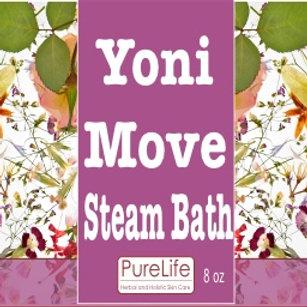 Yoni Move Steam Baths
